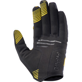 Mavic Deemax Pro Gloves Herren yellow mavic/black